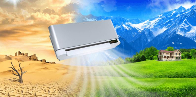 avantages d'une climatisation reversible