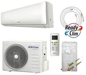 climatisation réversible Airton